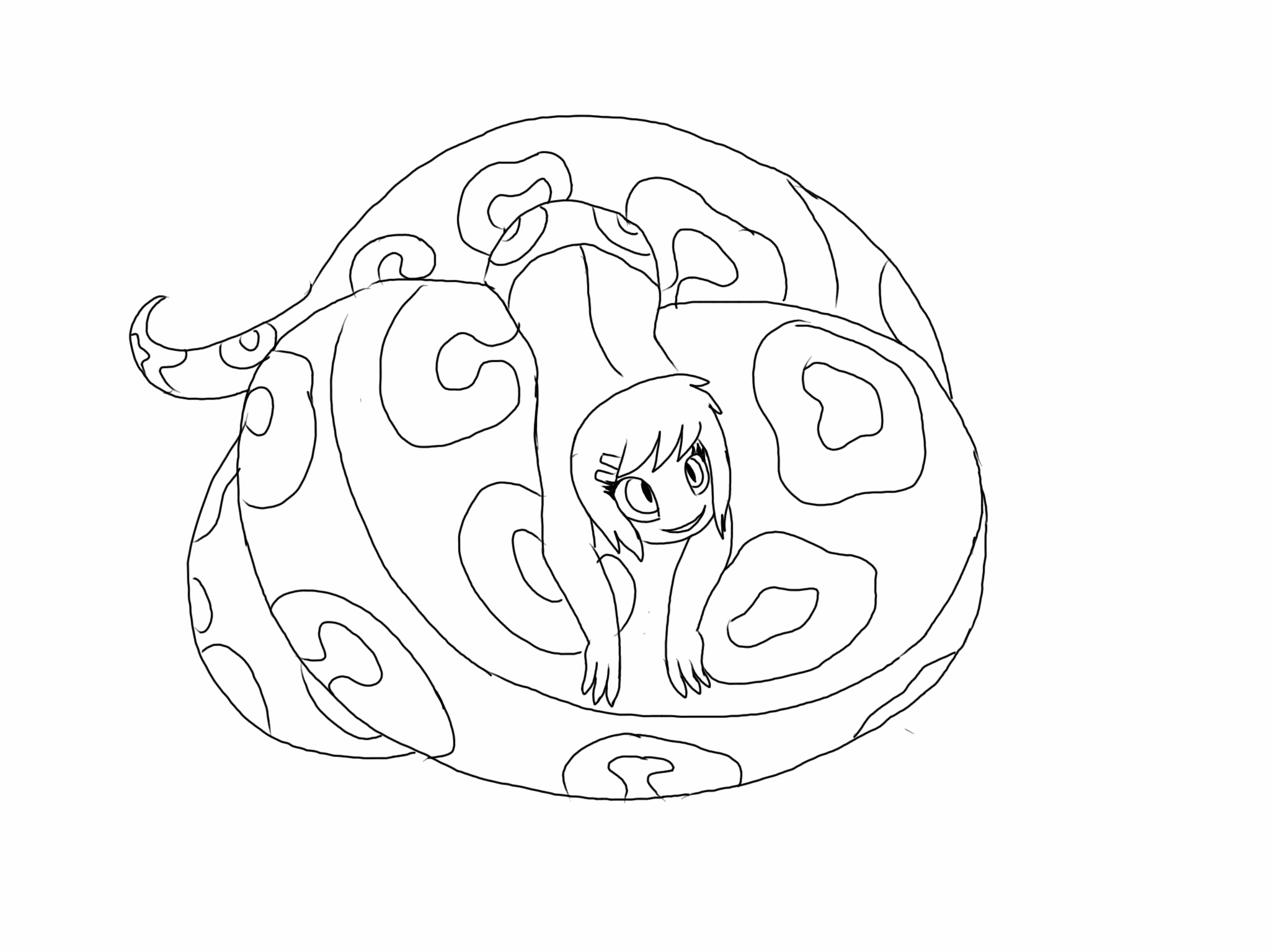 how to draw a ball python learn how to draw a python reptiles step by step python how a draw to ball