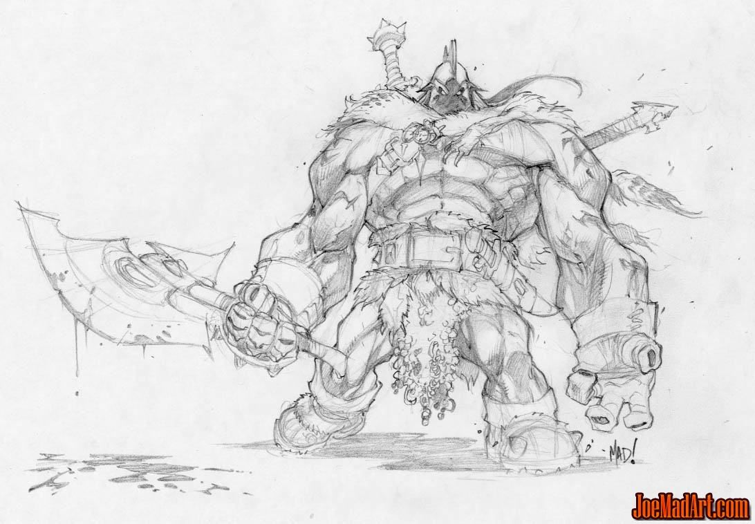 how to draw a barbarian robertmarzullo robert a marzullo deviantart to a how draw barbarian