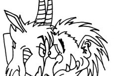 how to draw a billy goat billy the goat cartoon coloring pages best place to color a to how goat billy draw