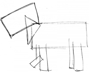 how to draw a billy goat step 1 drawing cartoon billy goats instructions how to how to a draw billy goat