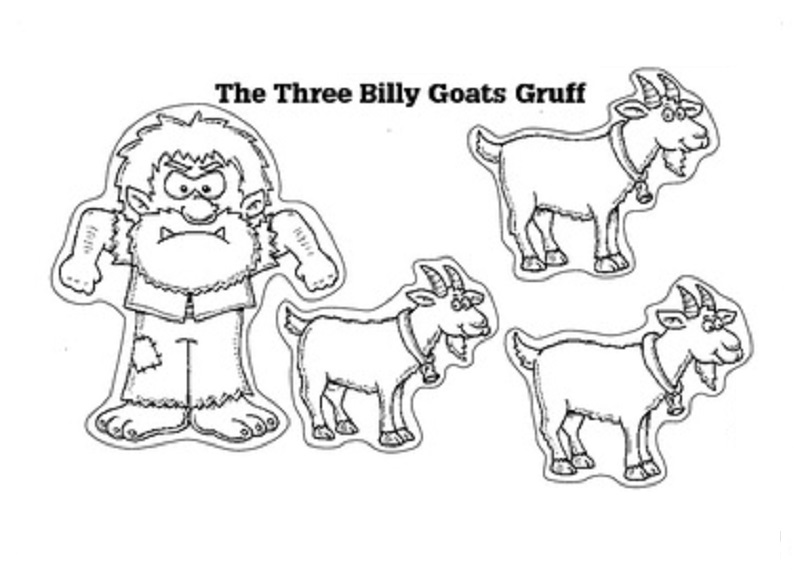 how to draw a billy goat three billy goats gruff activities worksheet 101 worksheets draw a goat to how billy