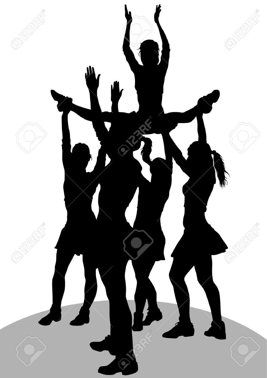 how to draw a cheerleader step by step cheerleader drawing free download on clipartmag by to step cheerleader draw step a how