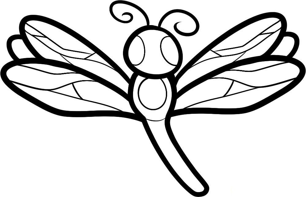 how to draw a dragonfly for kids coloring pages learn draw dragonfly pagefree printable dragonfly a to for kids how draw