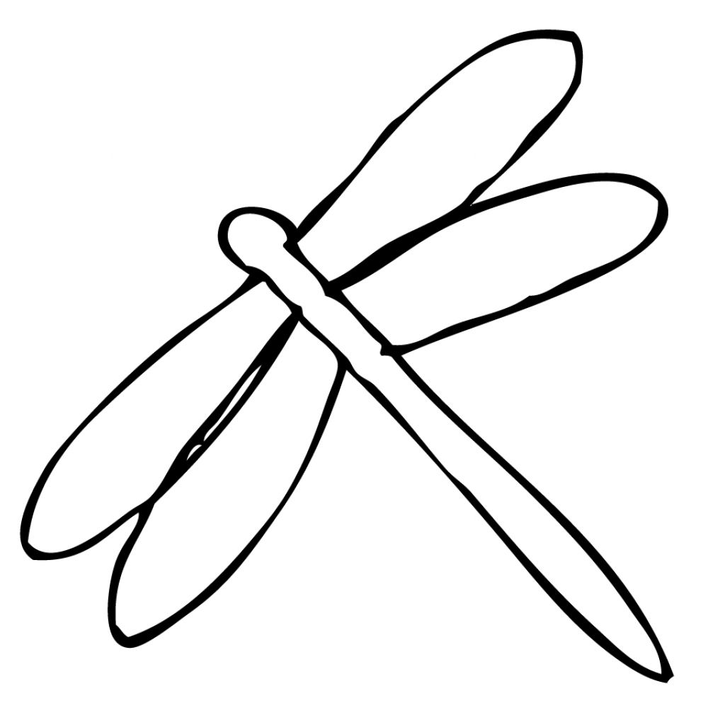 how to draw a dragonfly for kids free printable dragonfly coloring pages for kids animal kids for dragonfly draw how a to