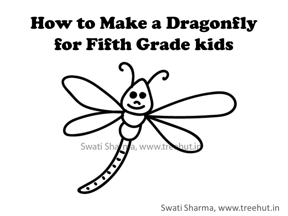 how to draw a dragonfly for kids how to draw a dragonfly easy drawings for kids smart dragonfly kids how draw a for to