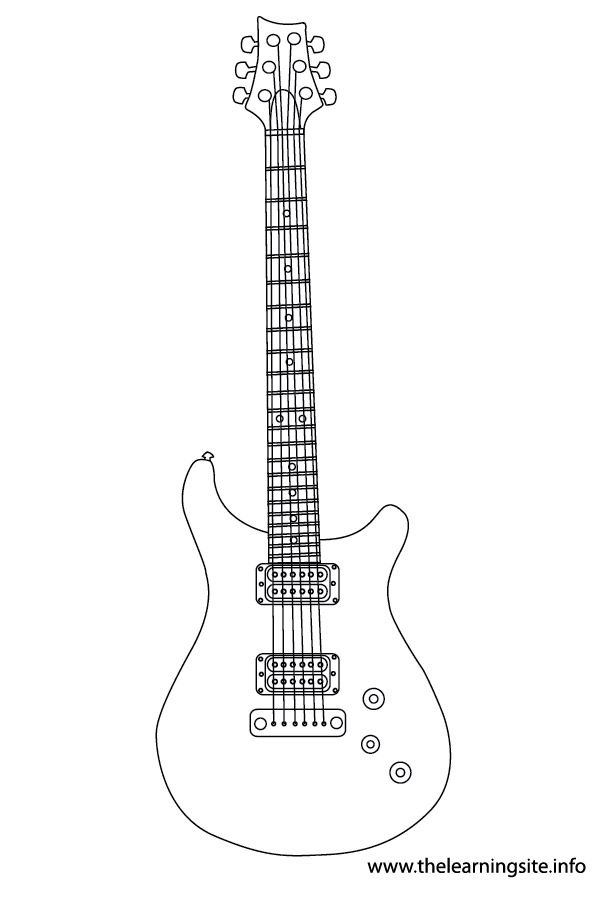 how to draw a electric guitar step by step acoustic guitar pattern use the printable outline for guitar a step to electric step by how draw