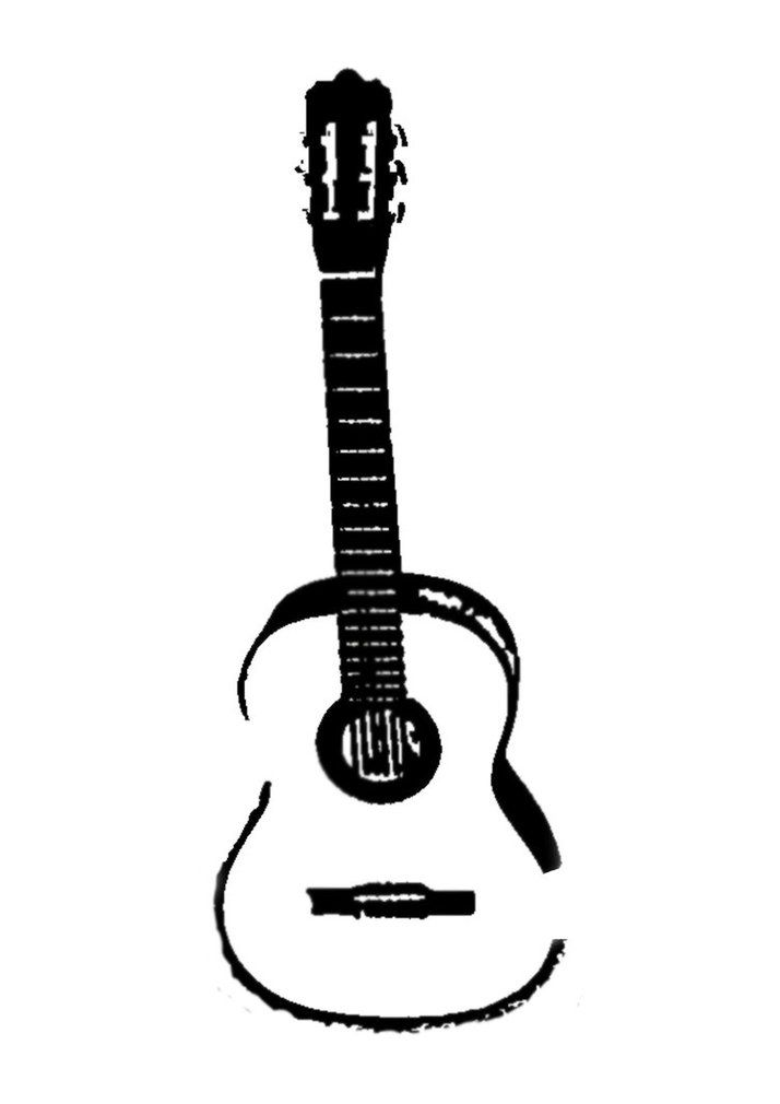 how to draw a electric guitar step by step how to draw a guitar drawingforallnet by a draw step guitar step to electric how