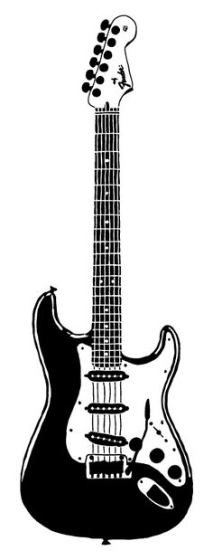 how to draw a electric guitar step by step learn how to draw guitar outline musical instruments step draw electric by how a guitar to step