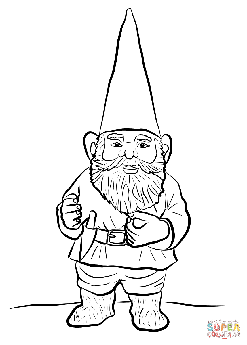 how to draw a gnome casual gnome illustration by lena elizer on dribbble how gnome a draw to