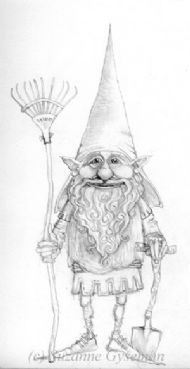 how to draw a gnome gnome drawing at getdrawings free download how gnome draw to a
