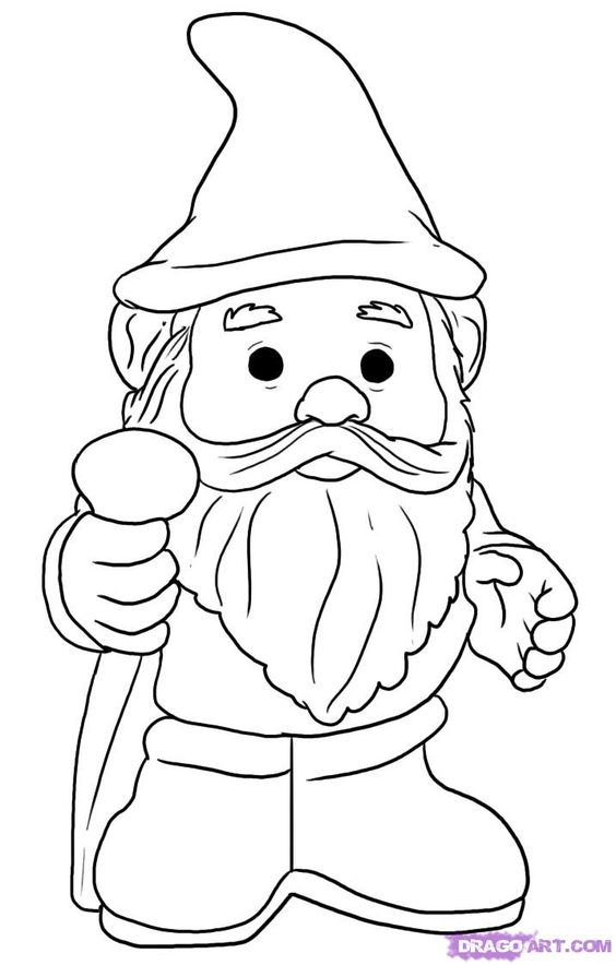 how to draw a gnome how to draw a gnome easy drawings doodles zentangles draw to gnome how a