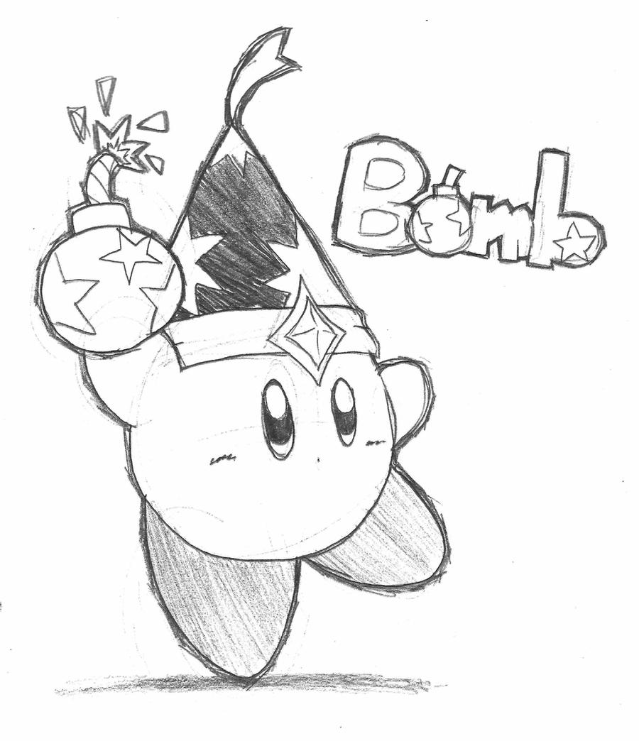 how to draw a kirby kirby drawing at getdrawings free download draw kirby a to how