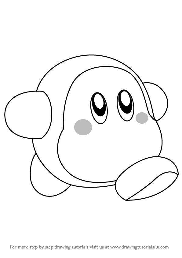 how to draw a kirby kirby eating vinyl decal sticker ballzbeatz com cool a to draw how kirby