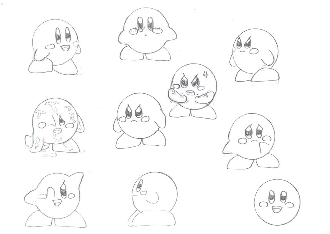 how to draw a kirby kirby lineart by blizzard paww on deviantart draw how to a kirby