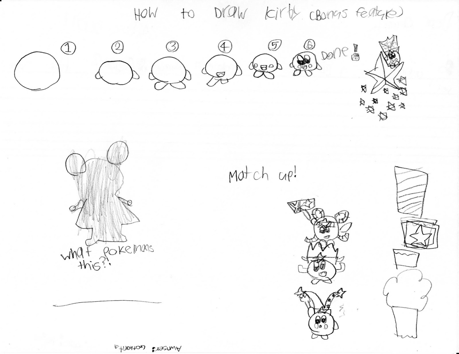 how to draw a kirby kirby sketches by heiseigoji91 on deviantart how kirby a to draw