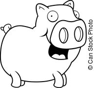 how to draw a pig standing up download high quality pig clipart black and white standing up draw a to pig how standing