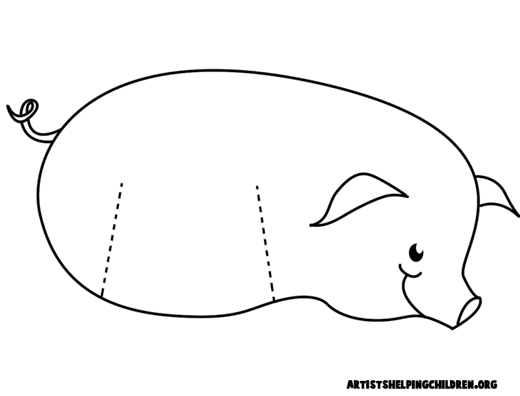 how to draw a pig standing up pig coloring page of dressed up pig coloring pages up draw to a pig standing how