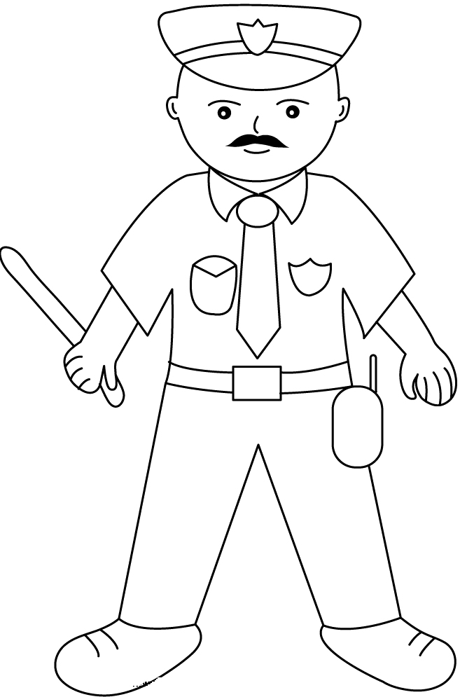 how to draw a policeman step by step how to draw police man officer face drawing step by step step how step policeman draw to a by