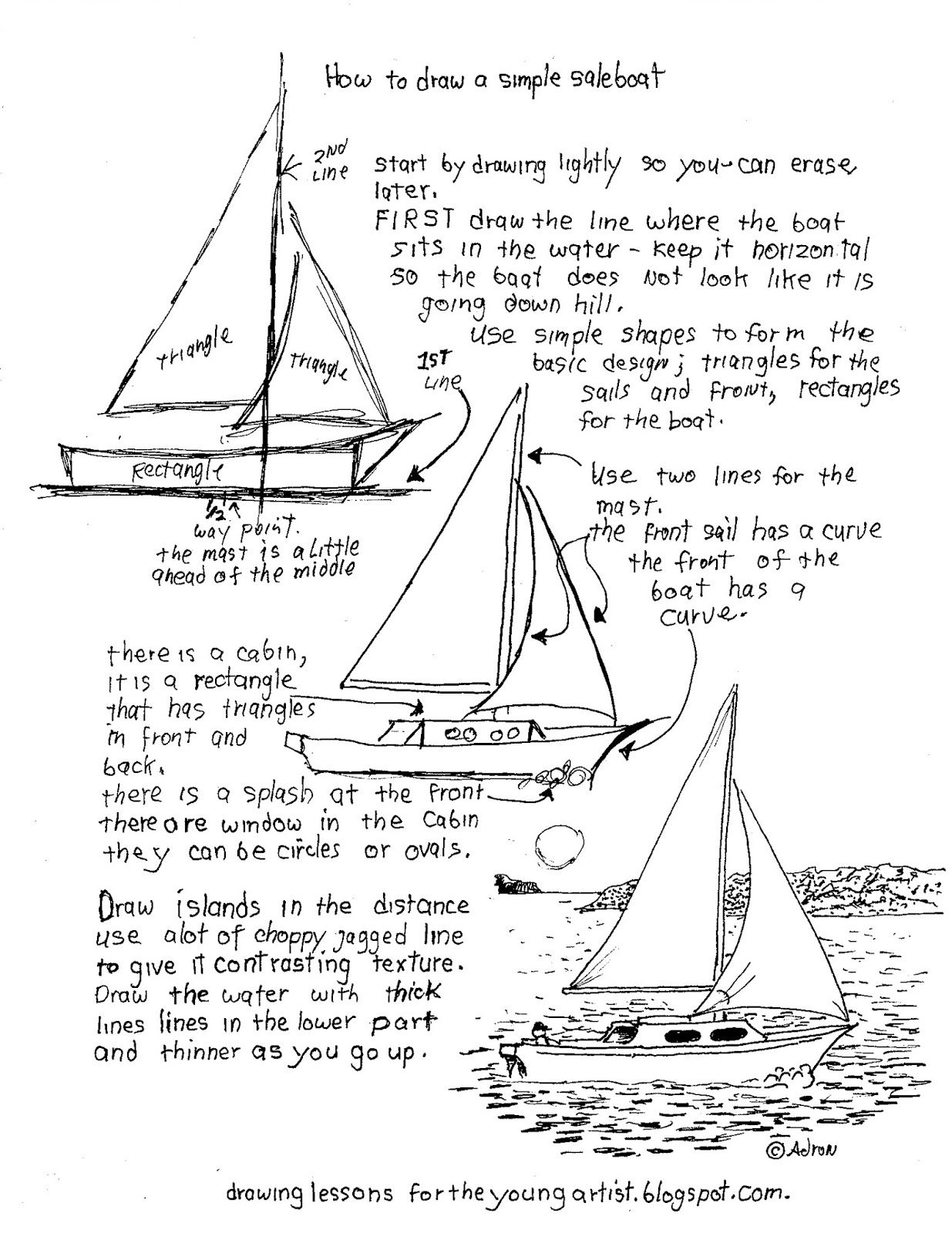 how to draw a sailboat 022095286f0ee98a43fcb87429546710jpg 648780 sailboat draw how a to sailboat