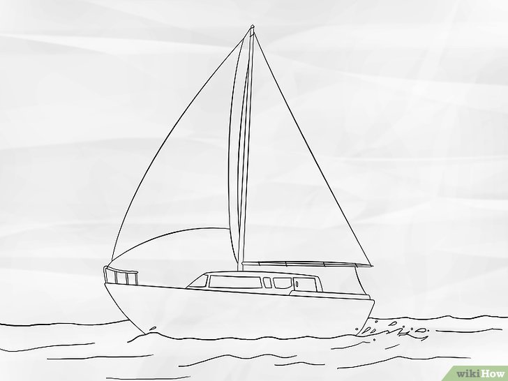 how to draw a sailboat how to draw a sailing boat sailboat drawing sailboat draw to a how sailboat