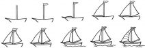 how to draw a sailboat why learn to sail boat drawing drawing lessons sailboat a to how draw