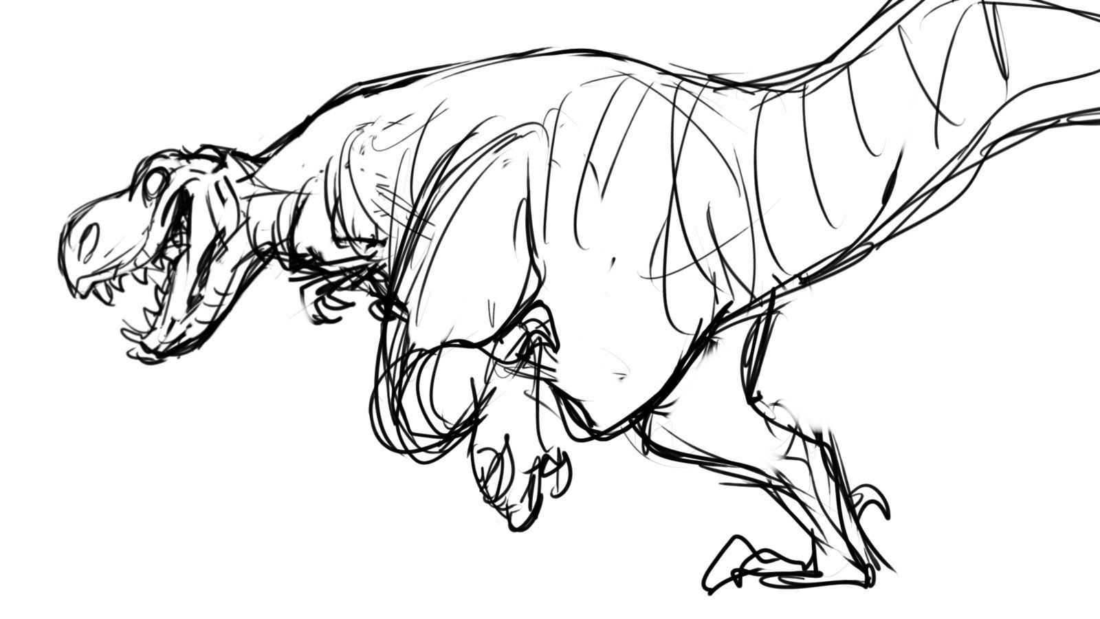 how to draw a t rex t rex drawing by alanpro777 on deviantart draw rex t how to a