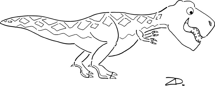 how to draw a t rex tyrannosaurus rex sketch at paintingvalleycom explore t to how a rex draw