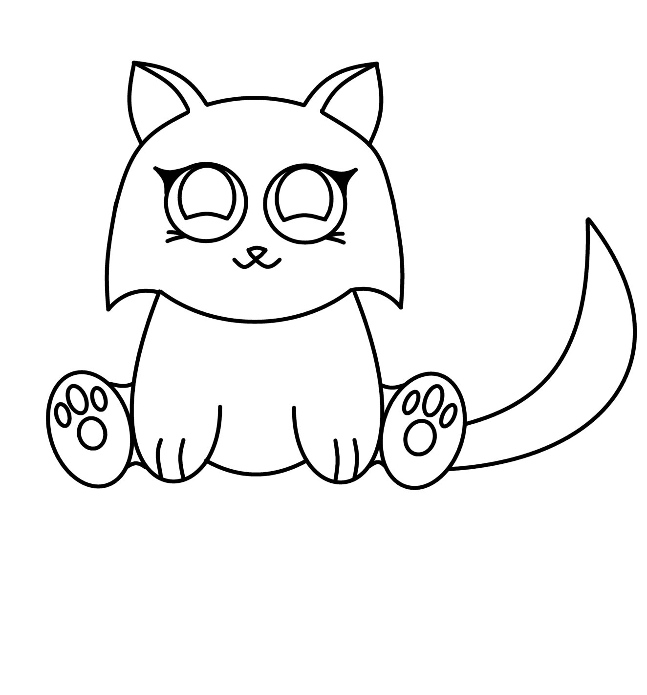 how to draw anime cats how to draw anime cat google search warrior cats fan how anime draw to cats