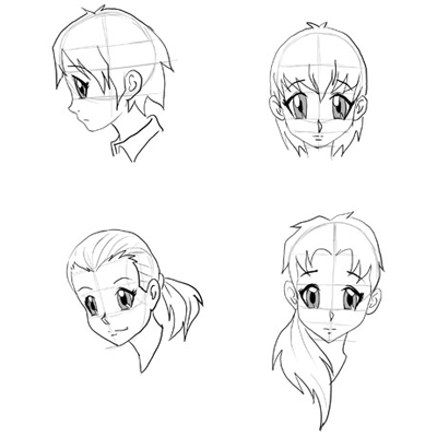 how to draw anime step by step how to draw anime clothes step by step anime people draw step step by anime to how