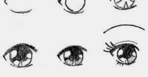 how to draw anime step by step how to draw manga eyes step by step learn to draw and paint to draw by anime how step step