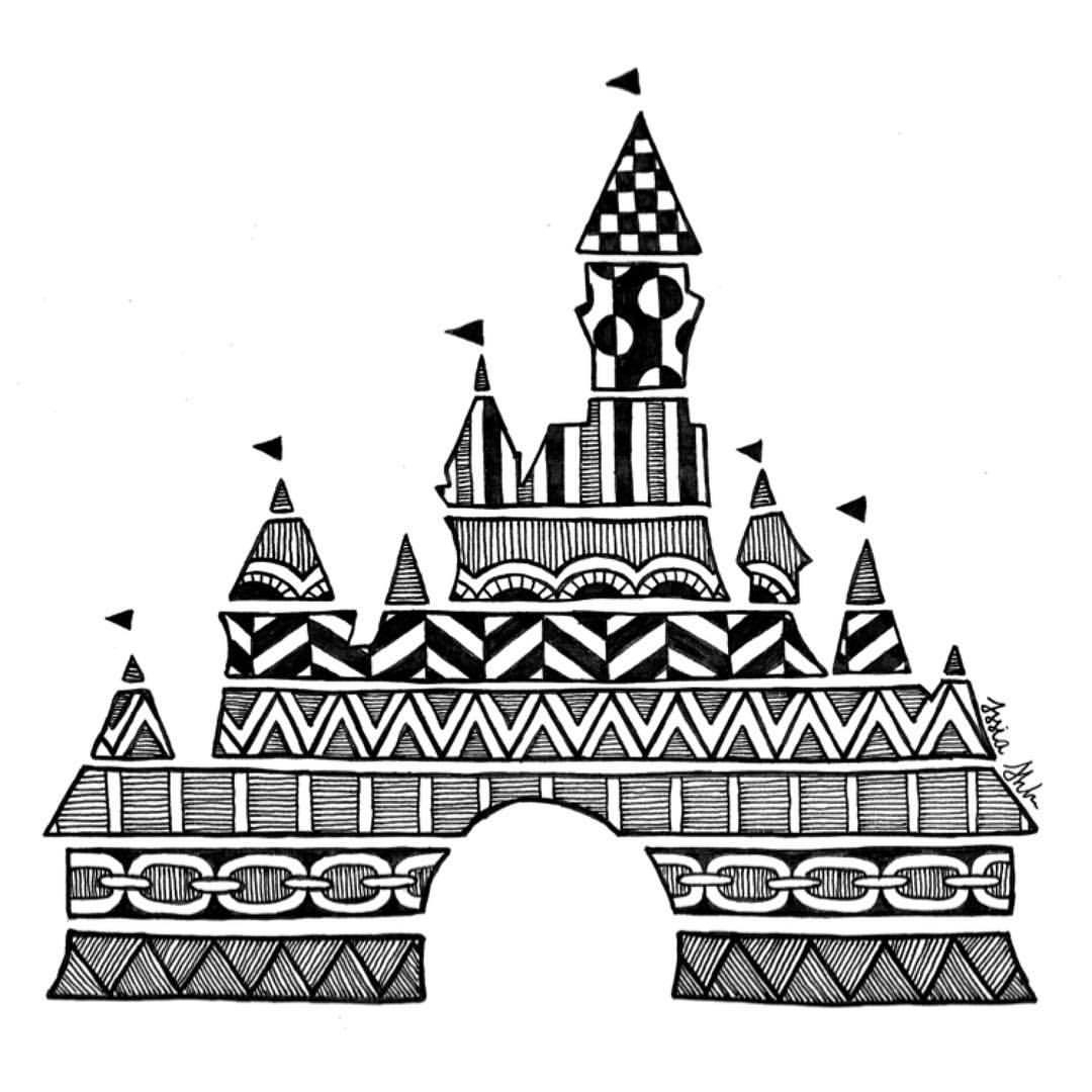 how to draw castle how to draw worksheets for the young artist how to draw draw castle to how