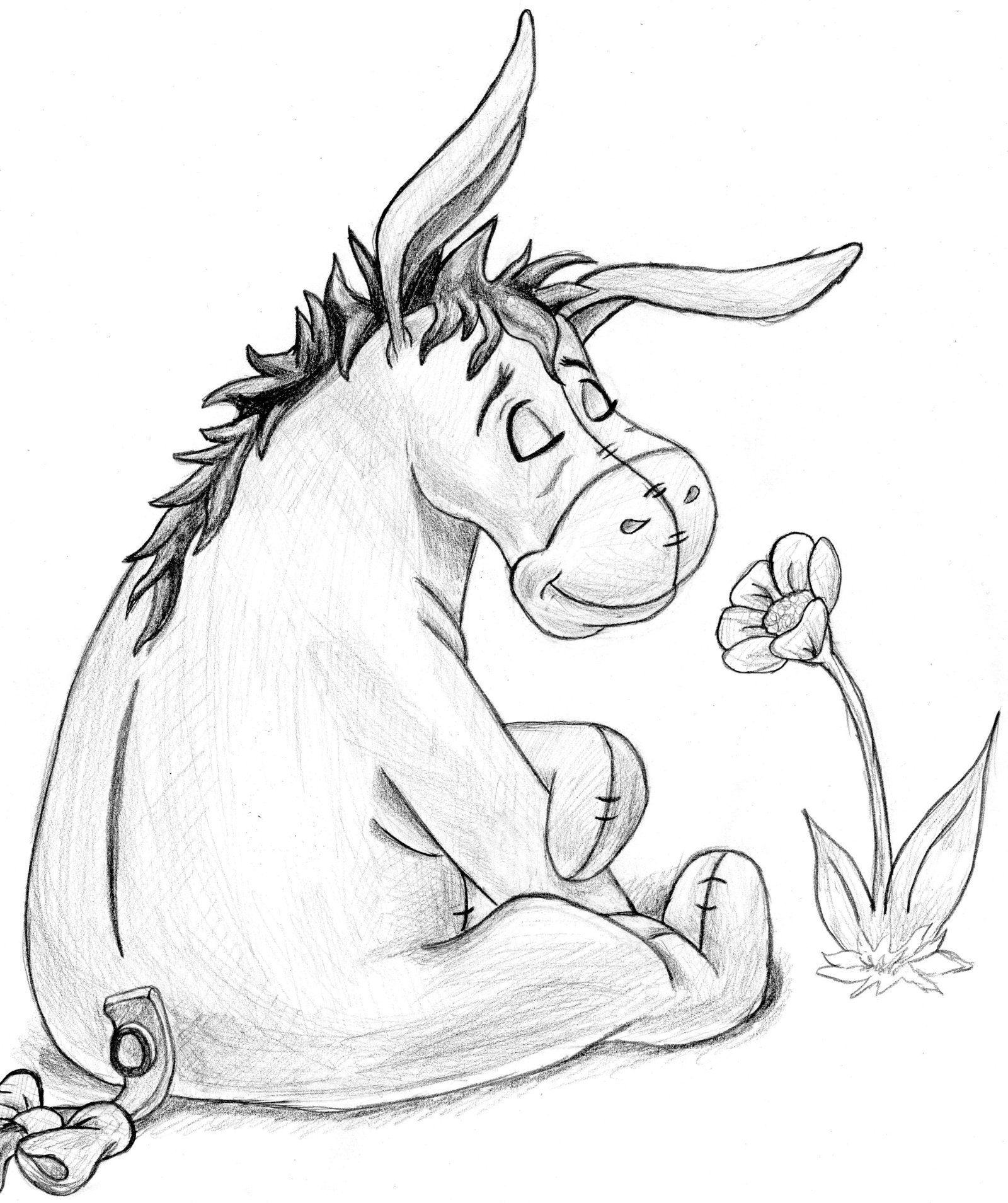 how to draw eeyore eeyore coloring pages coloring pages to download and print draw to how eeyore