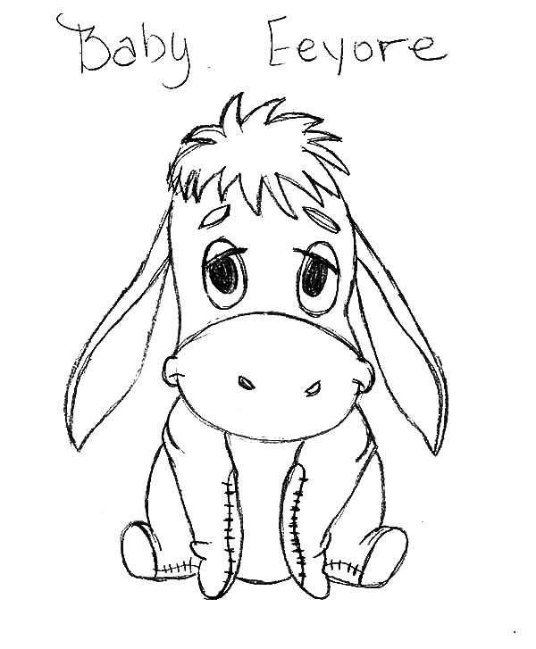 how to draw eeyore how to draw eeyore with easy step by step drawing lessons to eeyore how draw