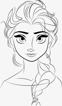 how to draw elsa easy step by step how to draw elsa easy step 8 doodles drawings in 2019 to easy elsa step by draw step how