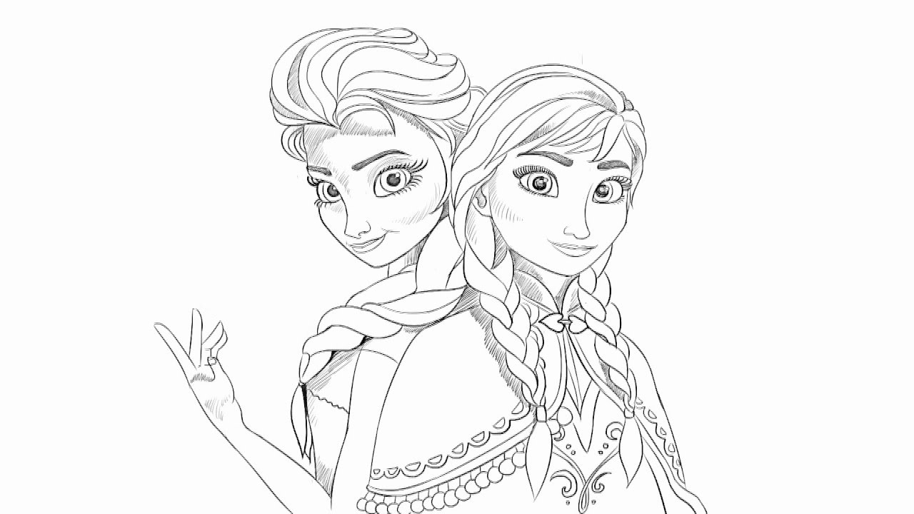 how to draw elsa easy step by step jane austen drawing at getdrawings free download step easy to how by step draw elsa