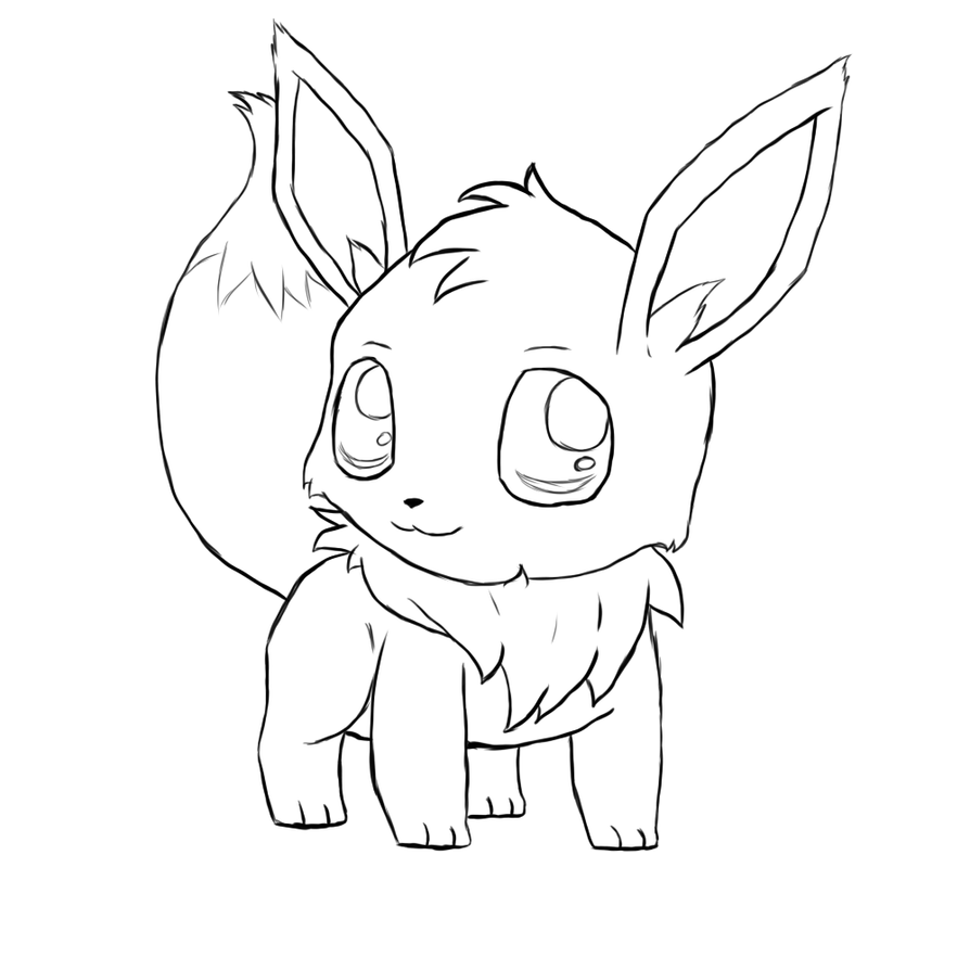 how to draw evee how to draw eevee from pokémon really easy drawing tutorial draw how to evee