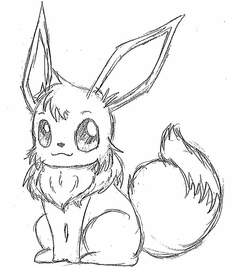 how to draw evee pokemon drawing book free download em 2020 desenhos para evee to draw how