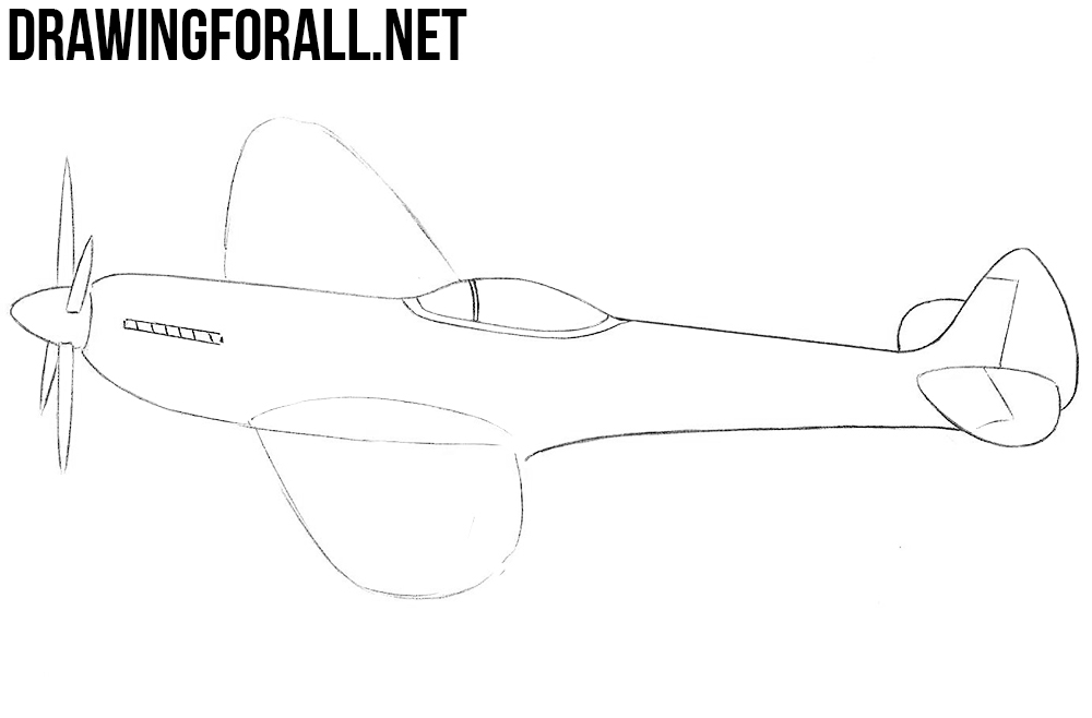 how to draw jet step by step drawing a cartoon airplane jet step to draw how by step