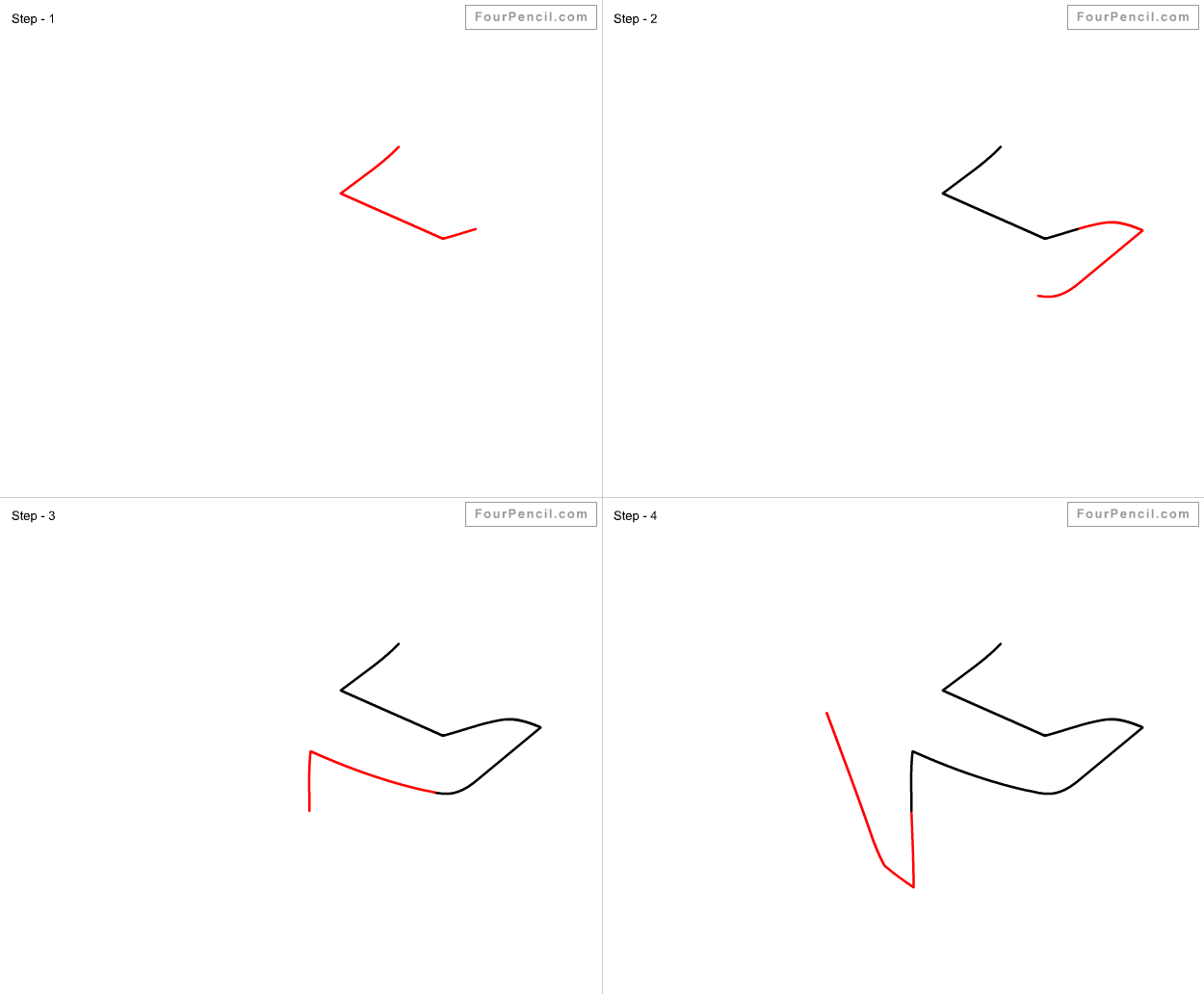 how to draw jet step by step how to draw a jet easy step by step a jet fighter for draw step how jet step by to
