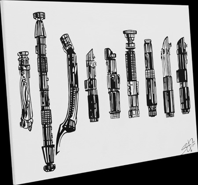 how to draw lightsaber lightsaber drawing at paintingvalleycom explore to lightsaber how draw