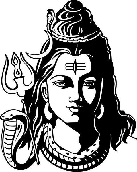 how to draw lord shiva face lord shiva coloring pages lord shiva painting lord how face shiva to lord draw