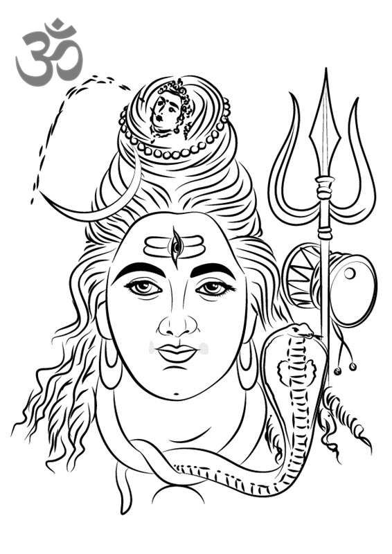 how to draw lord shiva face shiva easy drawing photos draw to face how shiva lord