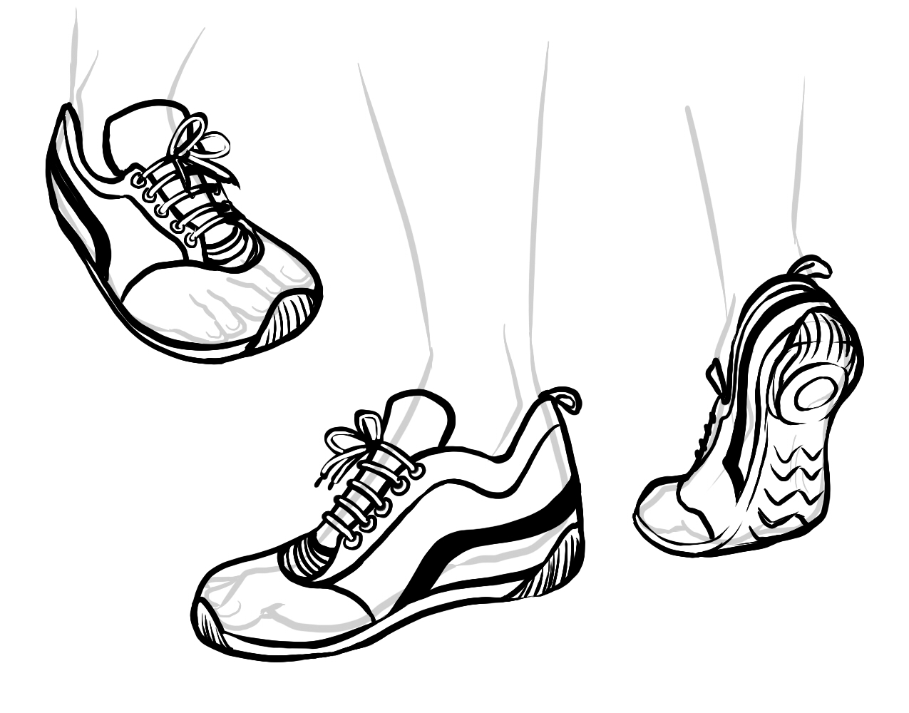 how to draw shoes high heel outline png transparent high heel outlinepng how shoes to draw