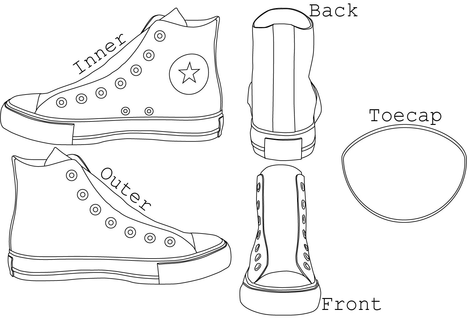 how to draw shoes how to draw shoes male shoes and high heels craftknights shoes draw to how