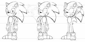 how to draw sonic full body sonic games drawing free download on clipartmag draw sonic to full body how
