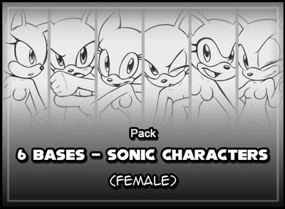 how to draw sonic full body sonic male and female base 1 by doodlebugrain on deviantart to draw body full sonic how