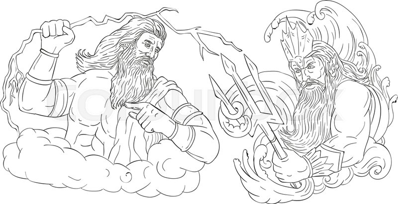 how to draw zeus step by step how to draw zeus really easy drawing tutorial to draw how zeus by step step