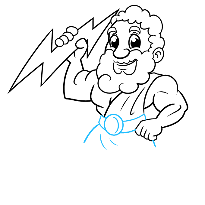 how to draw zeus step by step zeus cartoon drawing at getdrawings free download draw by step zeus step how to