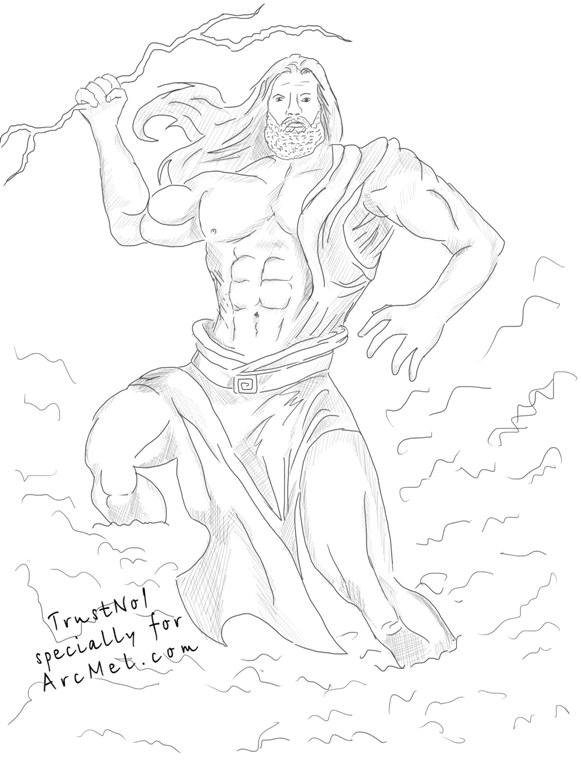 how to draw zeus step by step zeus face drawing easy draw zeus step by how step to
