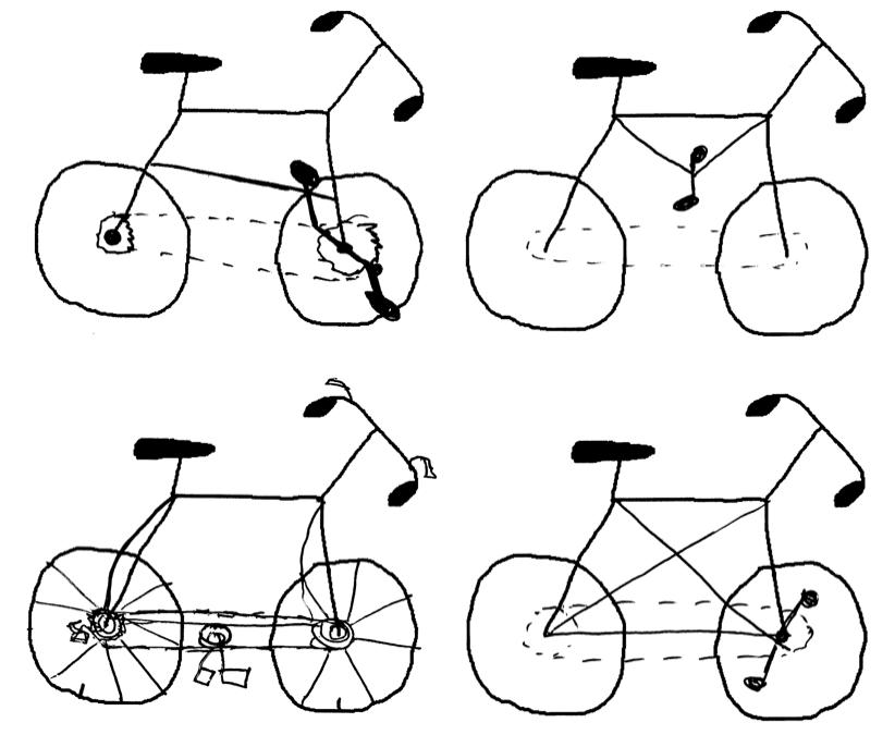 how to sketch a bike free how to draw a bike for kids download free clip art sketch a to how bike